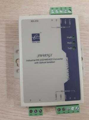 Phân phối bộ chuyển đổi 3onedata SW485GI ,rs232 sang rs485 CO,CQ  chính hãng