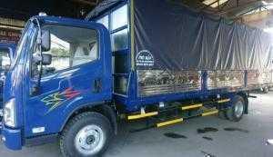 Xe tải 7 tấn 3 động cơ Hyundai thùng dài 6m2