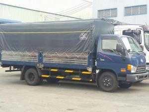 Xe Tải Hyundai HD99 6.5 Tấn Thùng Mui Bạt Trả...