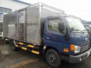 Xe tải Hyundai HD99 6.5 tấn thùng mui bạt - hỗ trợ vay ngân hàng đến 80% thời gian vay 7 năm