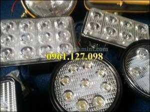 Đèn máy xúc , đèn siêu sáng máy xúc , đèn leb máy xúc
