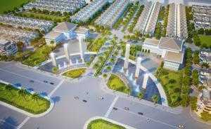 Bán đất nền Nha trang sổ đỏ dự án Goldenbay Bãi Dài D16-08-36 hướng Đông Nam
