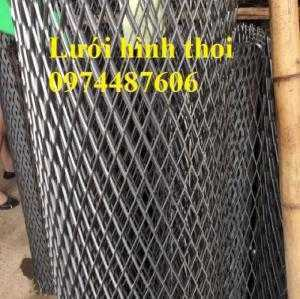 Lưới thép kéo giãn - lưới hình thoi- lưới quả trám  các loại dùng trong xây dựng , trang trí  giá tốt tại Hà Nội