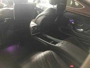 Bán Mec S600 maybach sản xuất 2015,xe đẹp như mới, thuế sang tên chỉ 2%