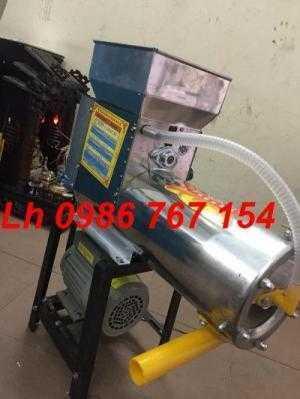 Máy sản xuất tinh nghệ vàng liên hoàn, máy xay nghệ inox 100% giá rẻ.