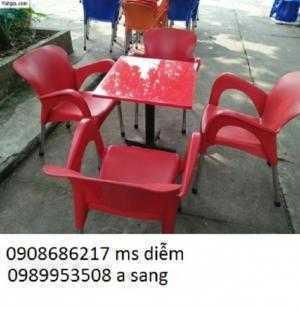 Thanh lý ghế cafe giá rẻ nhất hgh120