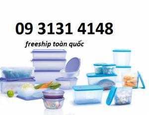 Hộp ngăn đông, Hộp ngăn mát, Hộp bảo quản thực phẩm Mega set 18 -Hộp bảo quản thực phẩm