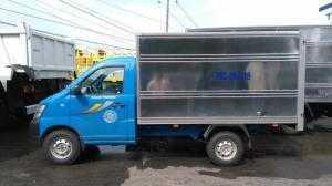 Thaco An Lac chuyên bán xe tải nhẹ máy xăng 990kg 900kg 880kg, mua xe trả góp chỉ với 80Tr