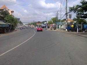 Nằm ngay trục đường Nguyễn Văn Bứa cách Phan Văn Hớn 2km.