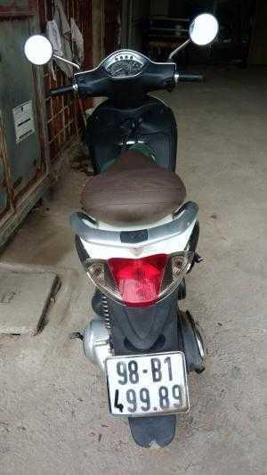 Xe máy liberty.chính chủ. Đăng ký tháng 8 2012.