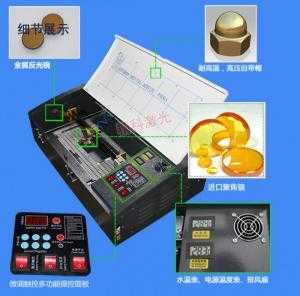 Máy Laser khắc da giá rẻ