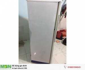 Tủ lạnh hitachi 220L