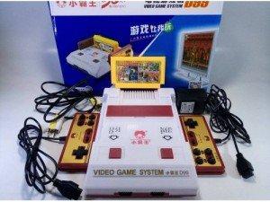 Máy chơi game 4 nút D99 tặng 1 băng game