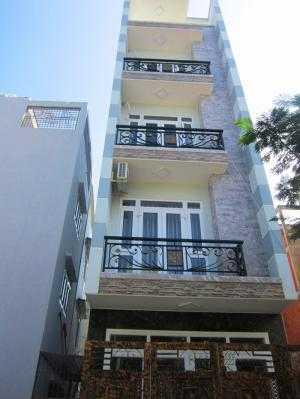 Bán khách sạn 21P Lê Lai, Quận 1. 1Hầm + 7Lầu, đang cho thuê 125 triệu