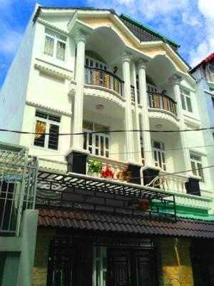 Bán nhà mặt tiền Võ Văn Kiệt – Đề Thám quận 1, dt 8,5 x 24m, đã có gpxd 10 tầng