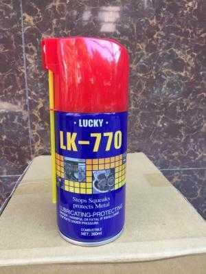 Dầu bôi trơn chống sét LK-770 kim khí