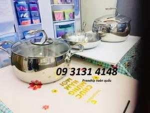 Chảo không dính T-Chef Series Fry Pan,chuẩn Châu Âu, bảo hành 1 đổi 1, Chảo Tupperware