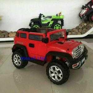 Ô tô điện trẻ em mẫu xe quân sự 809