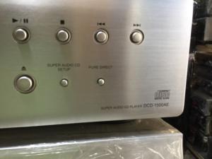 Bán chuyên CD denon 1500AE  hàng bải từ Nhật về