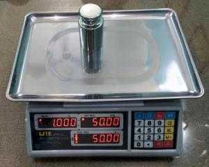 Cân điện tử UTE 30kg Đài loan