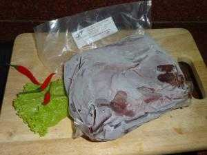 Thịt kangaroo dinh dưỡng cao