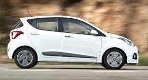 Hyundai Grand I10 hatchback 1.2 AT giá tốt nhất, xe giao ngay đủ màu