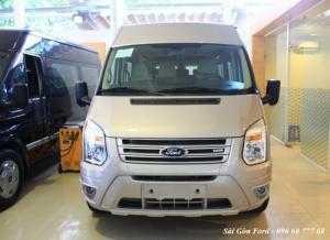 Gò Vấp: Ford Transit nhận xe ngay chỉ với 200 triệu.
