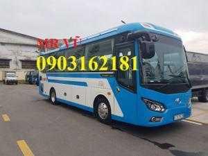 xe 29 chỗ thaco trường hải 8.5m thaco tb85, xe 29 chỗ u con thaco tb85 dài 8.5m, xe 29 chỗ universe mini thaco tb85 8.5m