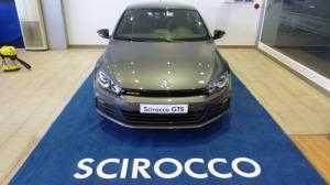 Scirocco GTS đời 2017, xe nhập nguyên chiếc - Giá ưu đãi