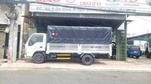 Bán xe tải Isuzu 3,5 tấn 3500kg giá rẻ nhất thị trường chỉ cần 50tr GIAO XE NGAY