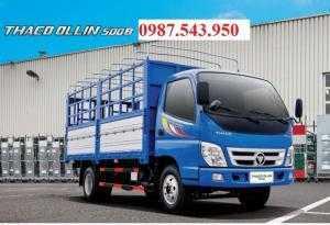 Thaco Ollin500B tải 5 tấn