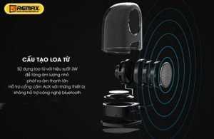 Chất liệu: ABS cao cấp, vỏ bọc silicon mềm dẻo thân thiện với môi trường  /Công nghệ bluetooth: V4.2  /Phạm vi hoạt động: 10m