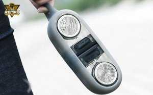 Loa Bluetooth 2 Loa Từ Tính Tách Rời Độc Đáo Remax RB - M22 - MSN181322