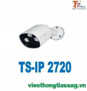 Camera Ip Thân Hồng Ngoại 2.0 Mp Tisatel Ts-Ip 2720