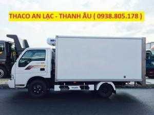 TP.HCM, giá xe Đông Lạnh KIA 1T4, 1 tấn 4, 2 tấn, 2T đông lạnh, xe đông lạnh k2700, k3000, đông lạnh, trả góp