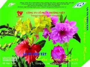 Lô tô các loài hoa