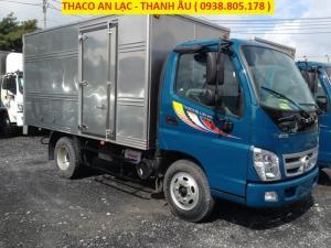 Giá bán xe tải 2,4 tấn Trường Hải An Lạc, Bán Xe Tải Ollin / Xe Ben / Xe Bus - THACO An Lạc