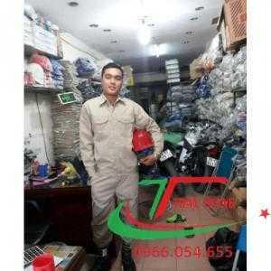 Bộ đồng phục bảo hộ lao động