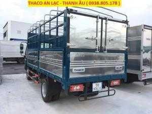 Giá xe tải 5 tấn thaco Ollin500B, xe tải 3,5 tấn, 7 tấn, 2,45 tấn. Hỗ trợ trả góp 75% giá trị xe