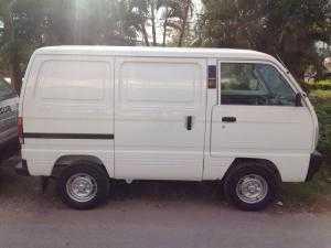 Xe tải Van Suzuki Blind Van 2018 giá tốt