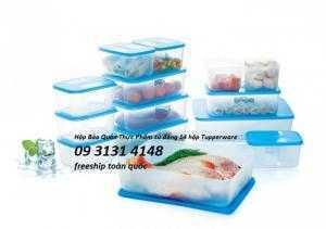 Hộp bảo quản thực phẩm tươi sống trong tủ lạnh không bay mùi