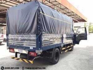 Xe tải Đô Thành IZ49 2T3 thùng mui bạt