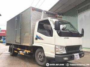 Xe tải Đô Thành IZ49 2T3 thùng kín