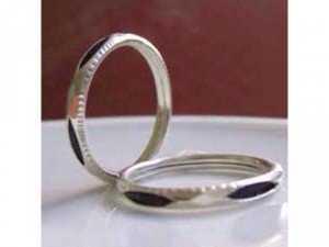Nhẫn bạc lông đuôi voi