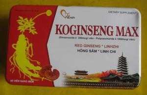 Bán sản phẩm Viên Sâm Hàn quốc, chất lượng, giá tốt, dùng bồi bổ, làm quà tặng