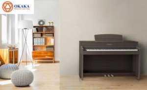 Đàn piano điện Yamaha CLP-645 dòng Clavinova – OKAKA Music