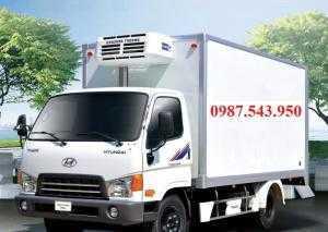 Thaco Hyundai HD650 - KM 100% LPTB.