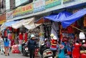 Kios số 1 chợ Bình Chánh, 12m đường số 1, TPHCM