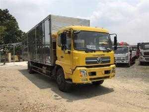 Đại lý bán xe tải dongfeng trả góp | Xe tải dongfeng thùng dài 9.3 mét | xe tải dongfeng 6.7 tấn | Hỗ trợ trả góp