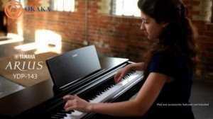 Đàn piano điện Yamaha YDP-143 dòng Arius – OKAKA Music